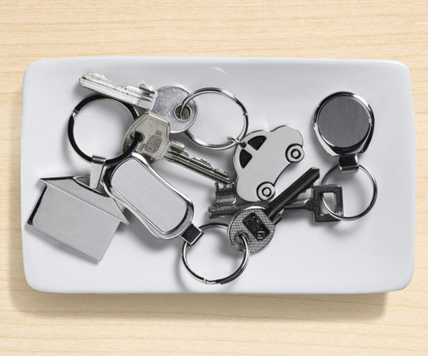 Porte-clef personnalisé