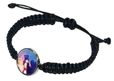 Bracelet shamballa photo